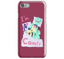We're ... Lyra and Bonbon iPhone Case/Skin