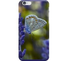 Blue Butterfly iPhone Case/Skin