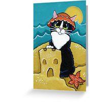 Seaside Holiday Greeting Card