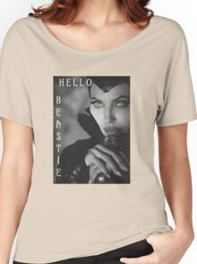 Hello Beastie Women's Relaxed Fit T-Shirt