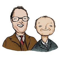Vic & Bob by Sophie Corrigan