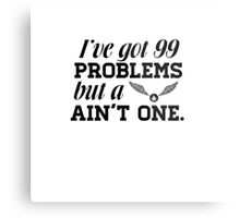 I've got 99 problems... Metal Print