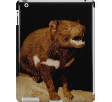 Tasmanian devil iPad Case/Skin