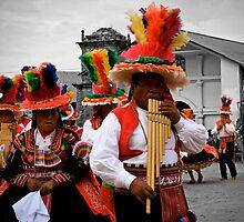 Fiesta de Santiago by malicious