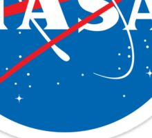 NASA + JPL Sticker