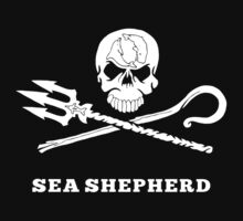 Sea Sheperd Kids Tee