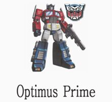 Optimus Prime One Piece - Long Sleeve