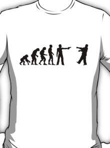 Zombie evolution T-Shirt
