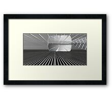 About Life. And More. Framed Print