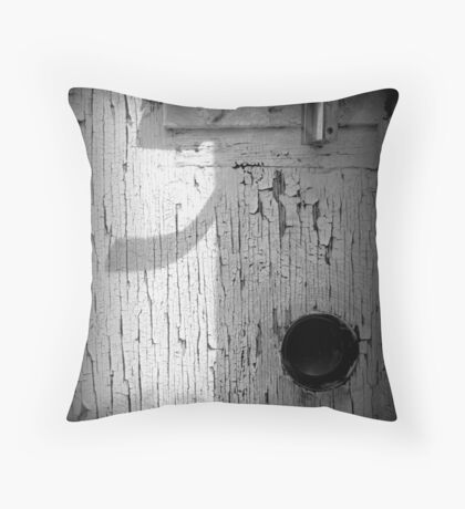 Beginning Throw Pillow