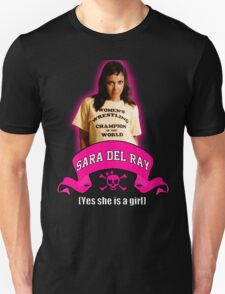 Yes She Is A Girl T-Shirt