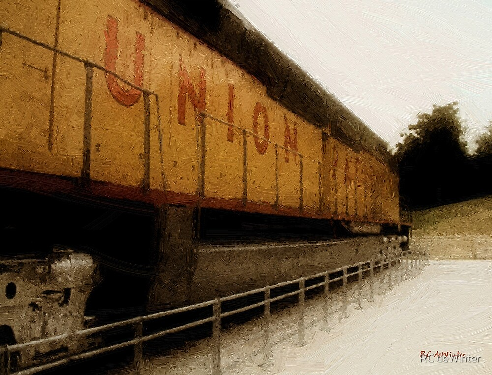 Old 6900 by RC deWinter