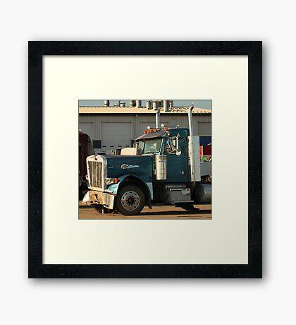 Truck 7936 Framed Print