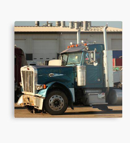Truck 7936 Metal Print