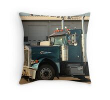Truck 7936 Throw Pillow