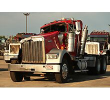 Truck 7941 Photographic Print