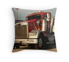 Truck 7941 Throw Pillow
