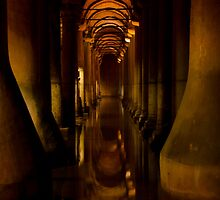 City Cistern  by DMontalbano