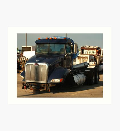 Truck 7944 Art Print