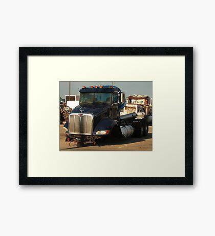 Truck 7944 Framed Print