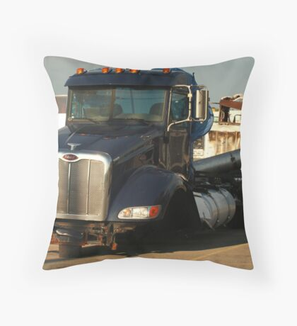 Truck 7944 Throw Pillow