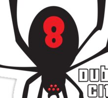 Agent Scarlet #8 Dub City Sticker