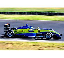 Nathan Gotch | NSW Motor Race Championship | Round 3 Photographic Print