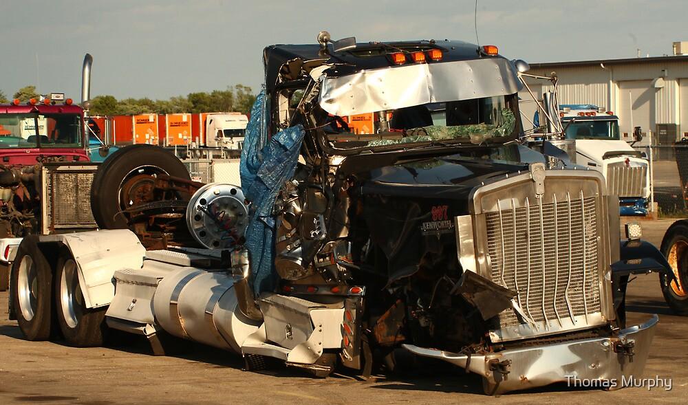 Truck 7954 by Thomas Murphy