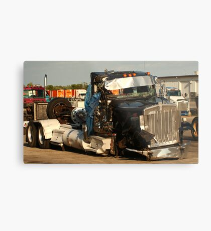 Truck 7954 Metal Print