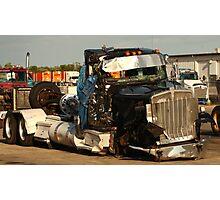 Truck 7954 Photographic Print