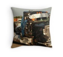 Truck 7954 Throw Pillow