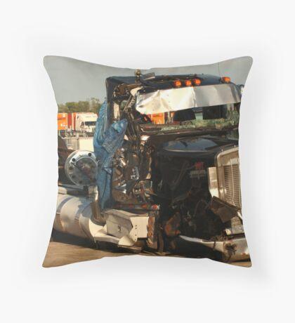Truck 7954 Throw Pillow