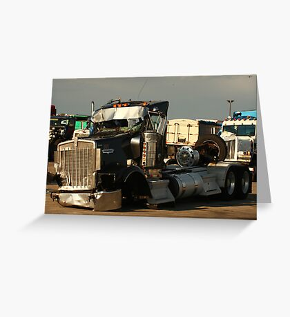 Truck 7955 Greeting Card