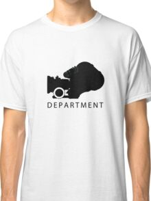Camera Department Classic T-Shirt