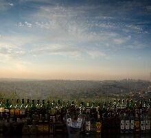 Bar at the Top of the World by DMontalbano