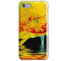 Yellow Gerbera iPhone Case/Skin