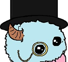 Dapper Poro - Large by Beemes