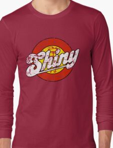 Shiny (light apparel and stickers) Long Sleeve T-Shirt