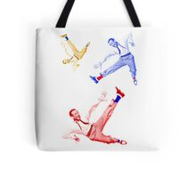 Jumping Fred Flash 1 Tote Bag