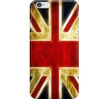 Union Jack Fractilius iPhone Case/Skin