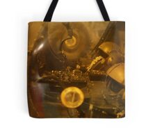 Helicopter Image 7770 Tote Bag