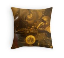 Helicopter Image 7770 Throw Pillow