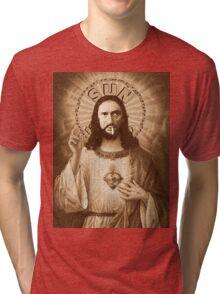 J.C. My Saviour  Tri-blend T-Shirt