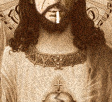 J.C. My Saviour  Sticker