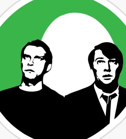 El Dude Brothers Sticker