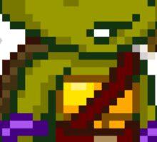 Donatello Does Machines Sticker