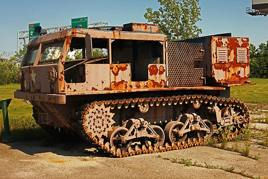 Armored Vehicle Image 7853 by Thomas Murphy