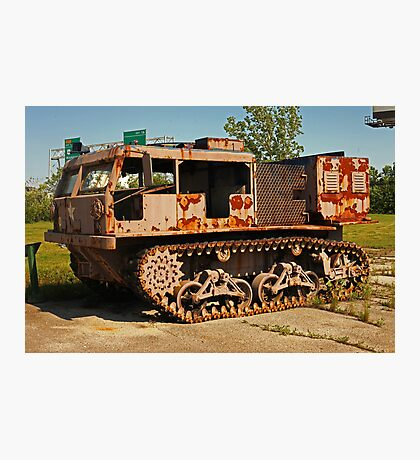 Armored Vehicle Image 7853 Photographic Print