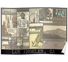 Los Angeles, CA (v.2) Poster