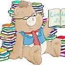 Com-Bear-ferre by Jessica Latham